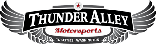 Thunder Alley Motorsports is located in Pasco, WA